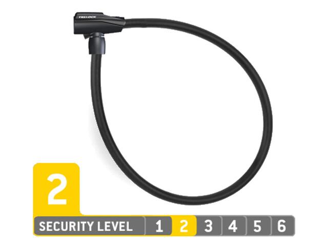 Trelock KS 260/110 Kabelschloss black